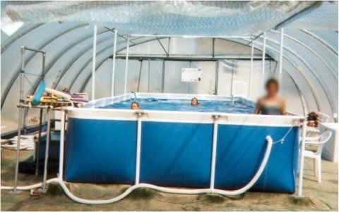 location de piscines hors sol