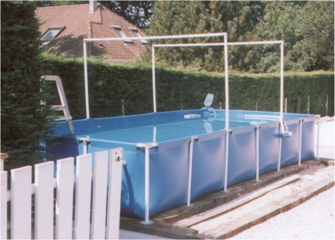 Piscine hors sol 6x3 for Prix piscine 6x3